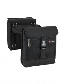 Сумка двойная Saddle Bag Set, Black