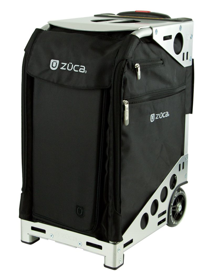 Сумка ZUCA Pro Travel Black & Silver