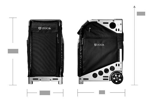 Размеры ZUCA Pro