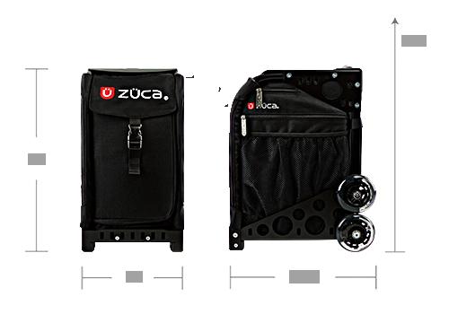 Размеры ZUCA Sport